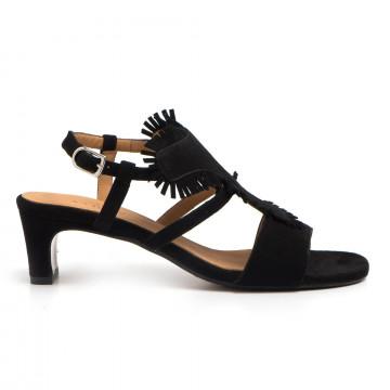 sandals woman audley 20344capri black