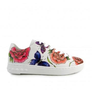 sneakers woman ash s18 peace01