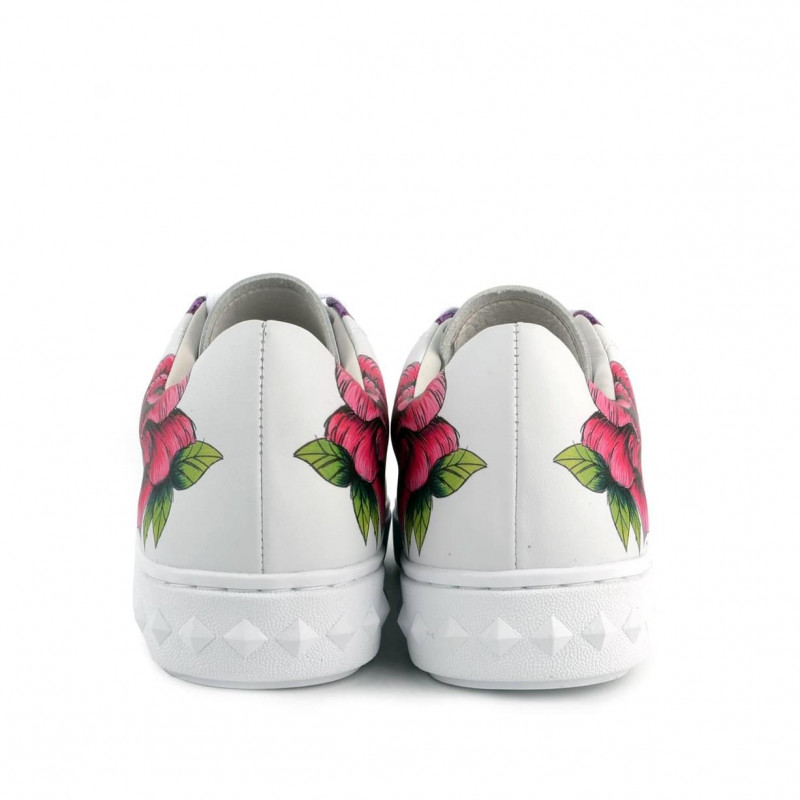 sneakers donna ash s18 peace01 2922
