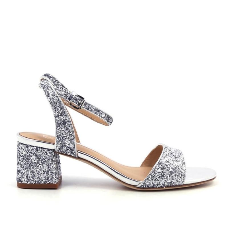Silver Remix sandals Ash LKteb417y