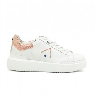 sneakers donna ed parrish ckld sq01classic bianco