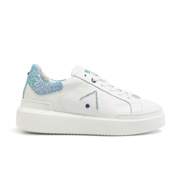 sneakers donna ed parrish clkd sq02classic bianco