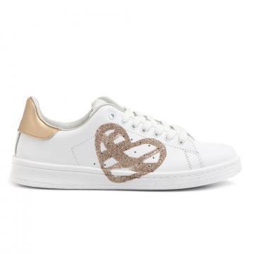 sneakers donna nira rubens dacu86stradust platino 2967