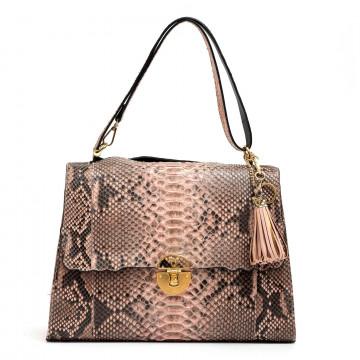 handbags woman ghibli 14702ri python 4702