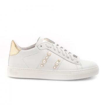 sneakers donna stokton 678 dvitello bianco 3009