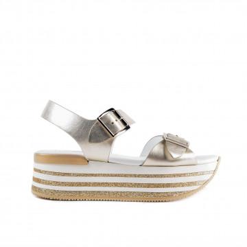 sandals woman hogan gyw3700aa40sv0b202