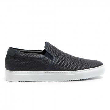 slip on man stokton skaters utreccia blu
