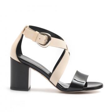 sandals woman moero 1001 672pelle multi