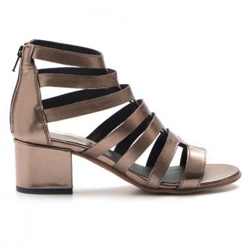 sandali donna dei colli rosso104918 taupe