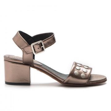 sandals woman dei colli rosso130918 taupe
