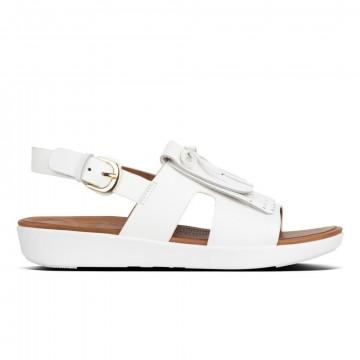 sandali donna fitflop lo7194h bar white 3323