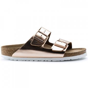 sandals woman birkenstock arizona952093 sfb copper