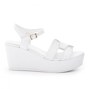 sandali donna fiorina s463 36total white 3368