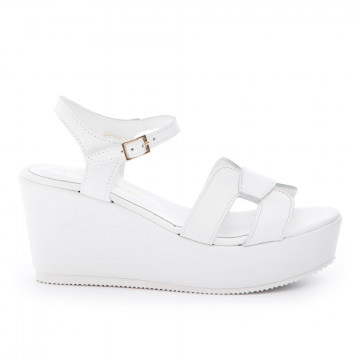sandals woman fiorina  s463 36total white
