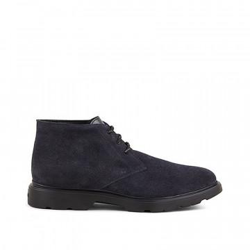 lace up ankle boots man hogan hxm3930w352jcg2940