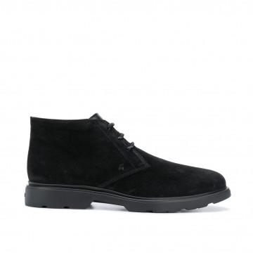 lace up ankle boots man hogan hxm3930w352jcgb999