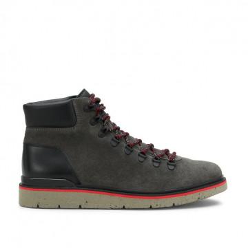 lace up ankle boots man hogan hxm3920z490jid6een