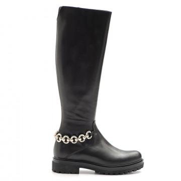 boots woman horo nero 677 elisabetvit nero