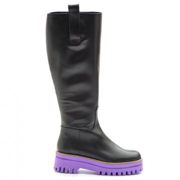 boots woman paloma barcelo m120tol black mora