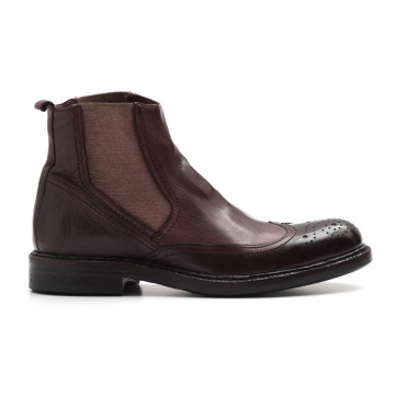 allacciate uomo hundred m 88028 luxor bordeaux 3750