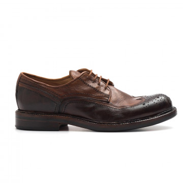 lace up man hundred m 88026 luxor brandy