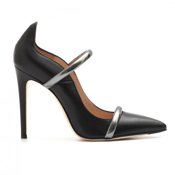 pumps woman sergio levantesi luysenappa nera