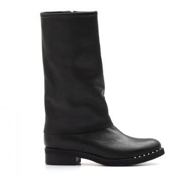 boots woman nsand as214vit nero