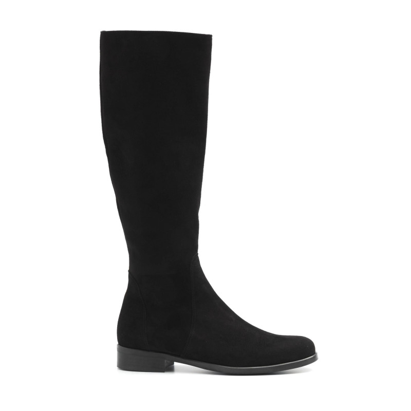 nuovo stile 21967 33350 Stivali SANGIORGIO in camoscio nero