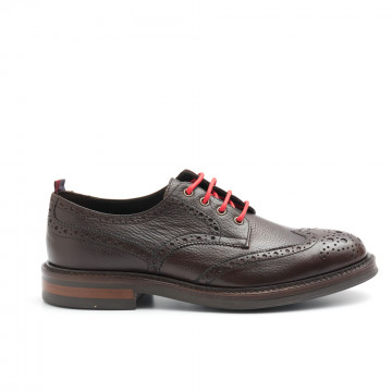 stringate uomo marco ferretti 111311old positano brown 4120