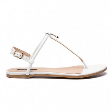 sandali donna patrizia pepe 2v4216 a3kww146 bianco 4463