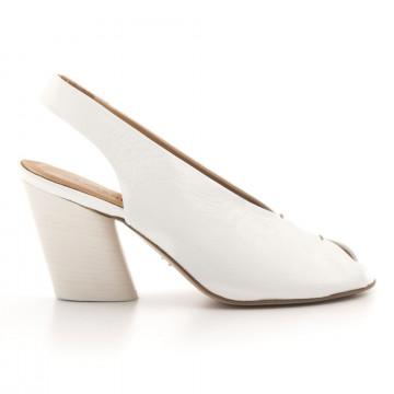 sandali donna halmanera ray 04tibi bianco 4378