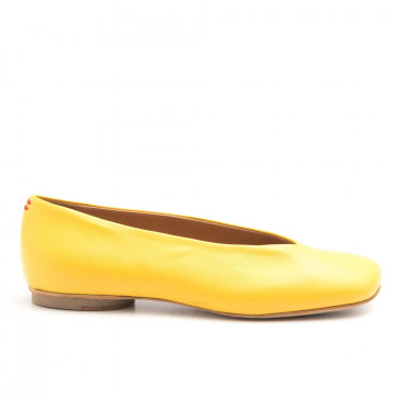 ballerine donna halmanera odette 01baron giallo 4543
