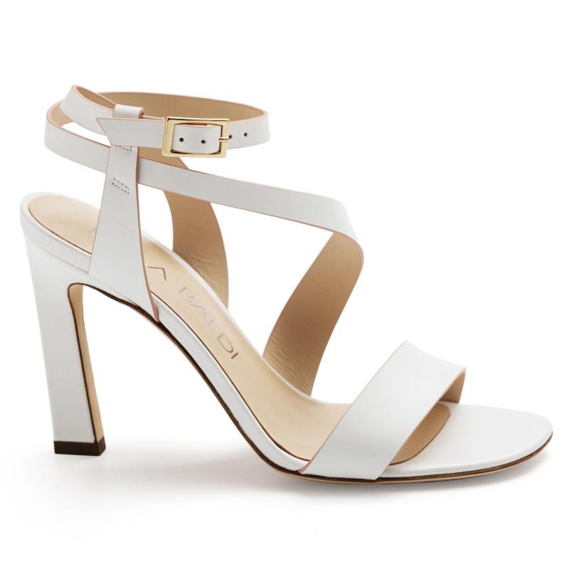0c3c713087ca4a ... bianchi con tacco alto. sandali donna lella baldi ls0829510 glove 4417