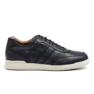 sneakers uomo calpierre 389marr blu 2949