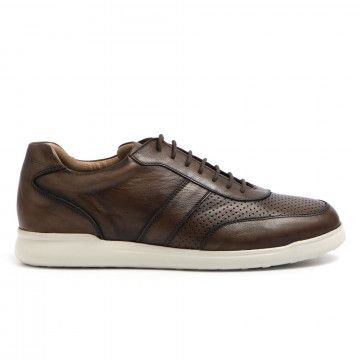 sneakers uomo calpierre 389marr caffe 2948