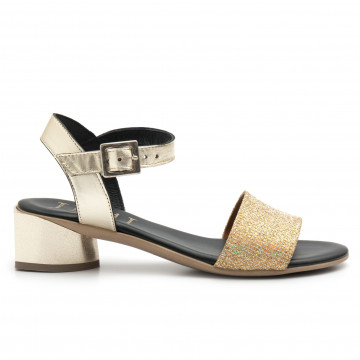 sandali donna jemi 303lam platino 4688