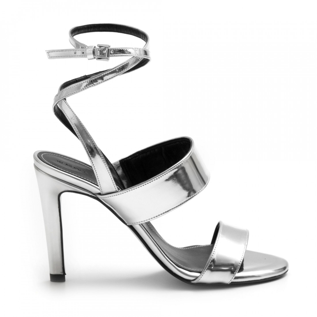 sandali donna kendall kylie mikellasilver 4747