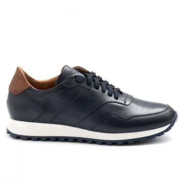 sneakers uomo botti lapou120 oceano cognac 4750