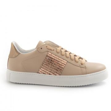 sneakers donna stokton 760 dvitello cipria 4807
