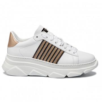 sneakers donna stokton 761 dvitello bianco 4694
