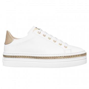 sneakers donna stokton 674 dvitello bianco 4623