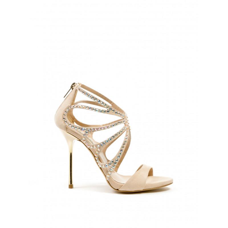 sandali donna ninalilou 261007cam nettgold quartz