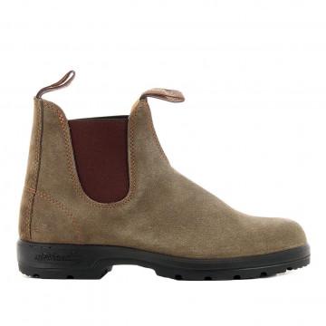 stivaletti uomo blundstone bccal0295552 el boot olive 2524