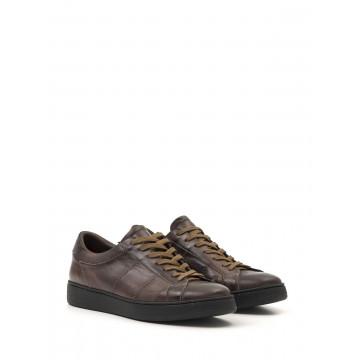 sneakers uomo j wilton 173 454venice dark mogano 1385