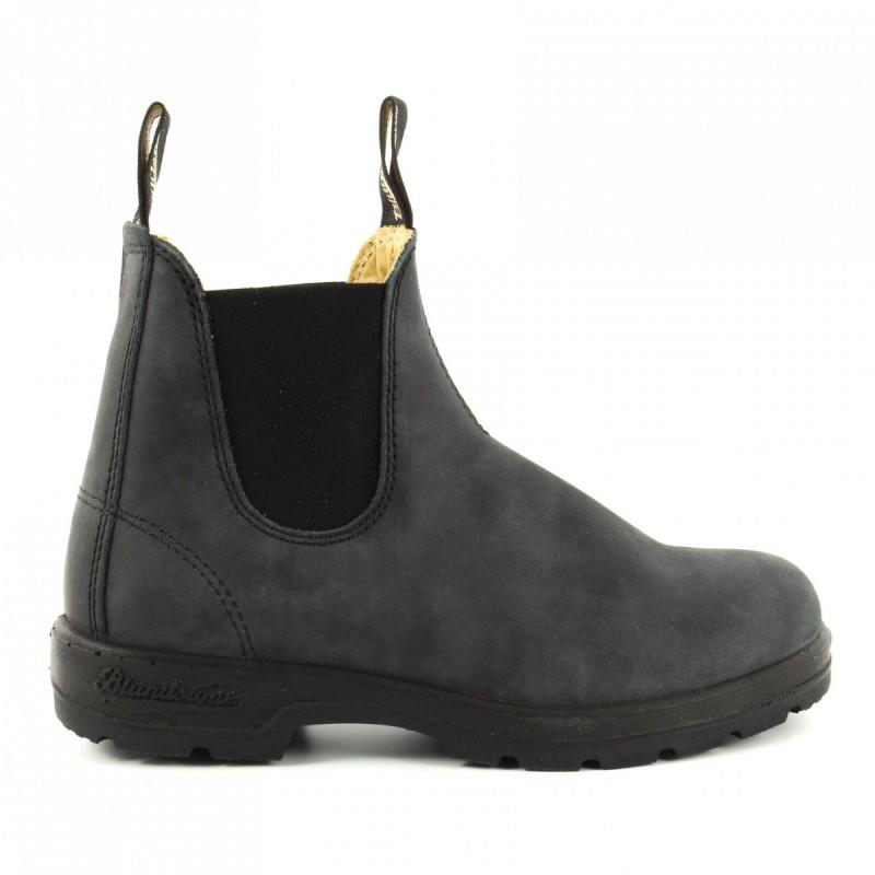 stivaletti uomo blundstone bccal0294587 el boot blk 2522