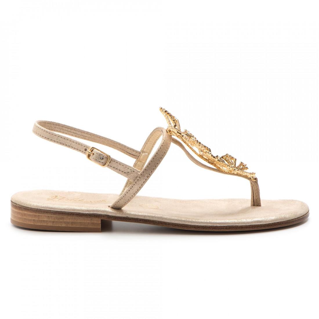 sandali donna balduccelli k67burma platino 3285