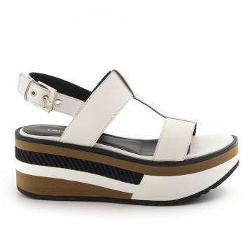 sandali donna carmens a43549britney bianco 4908