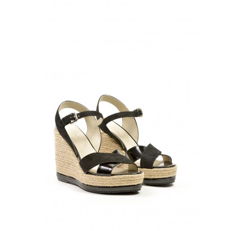 sandals woman hogan hxw2860r4602idb999