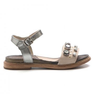 sandali donna dei colli tato1341507 taupe 3260