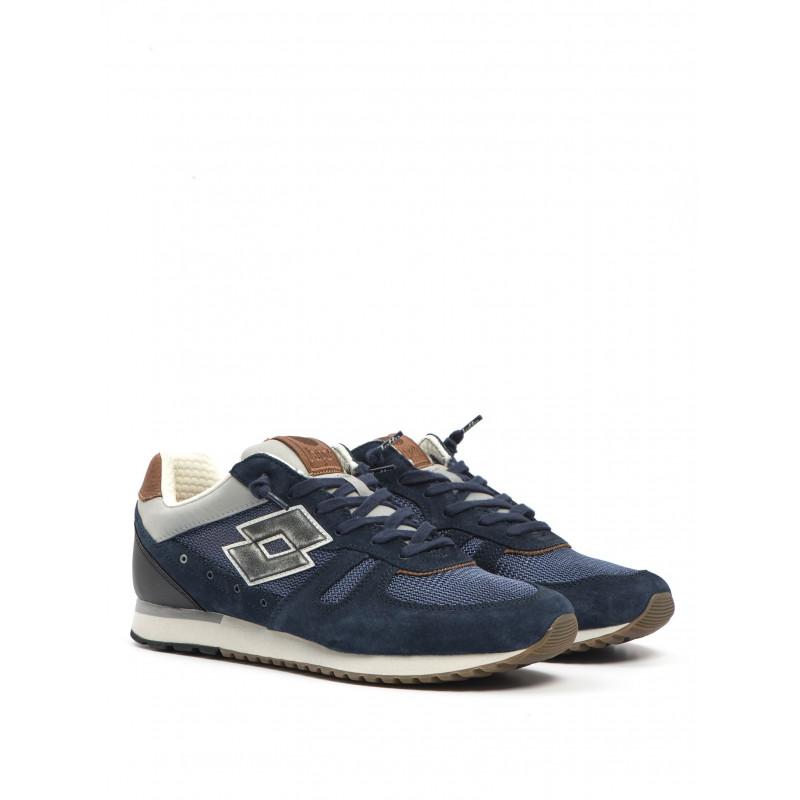 sneakers uomo lotto leggenda tokyo shibuyas8839 nautic bluavio 571